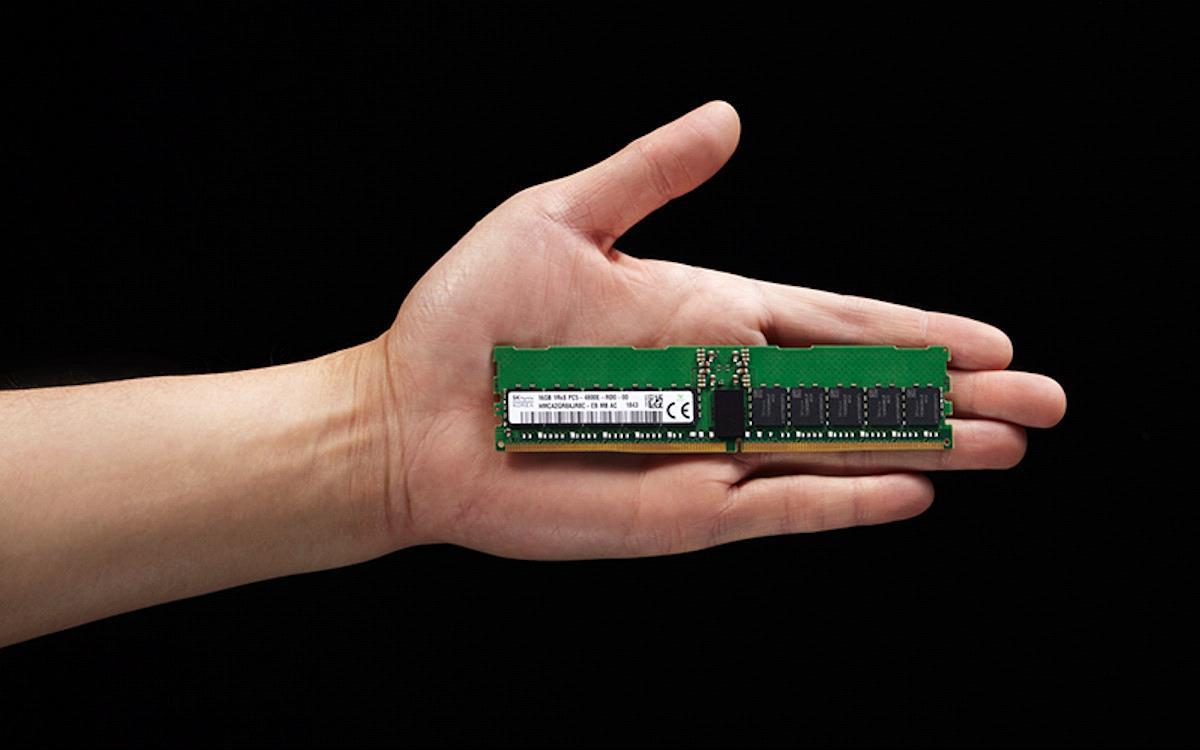 Samsung đang phát triển thanh RAM DDR5 có dung lượng lên tới 768 GB