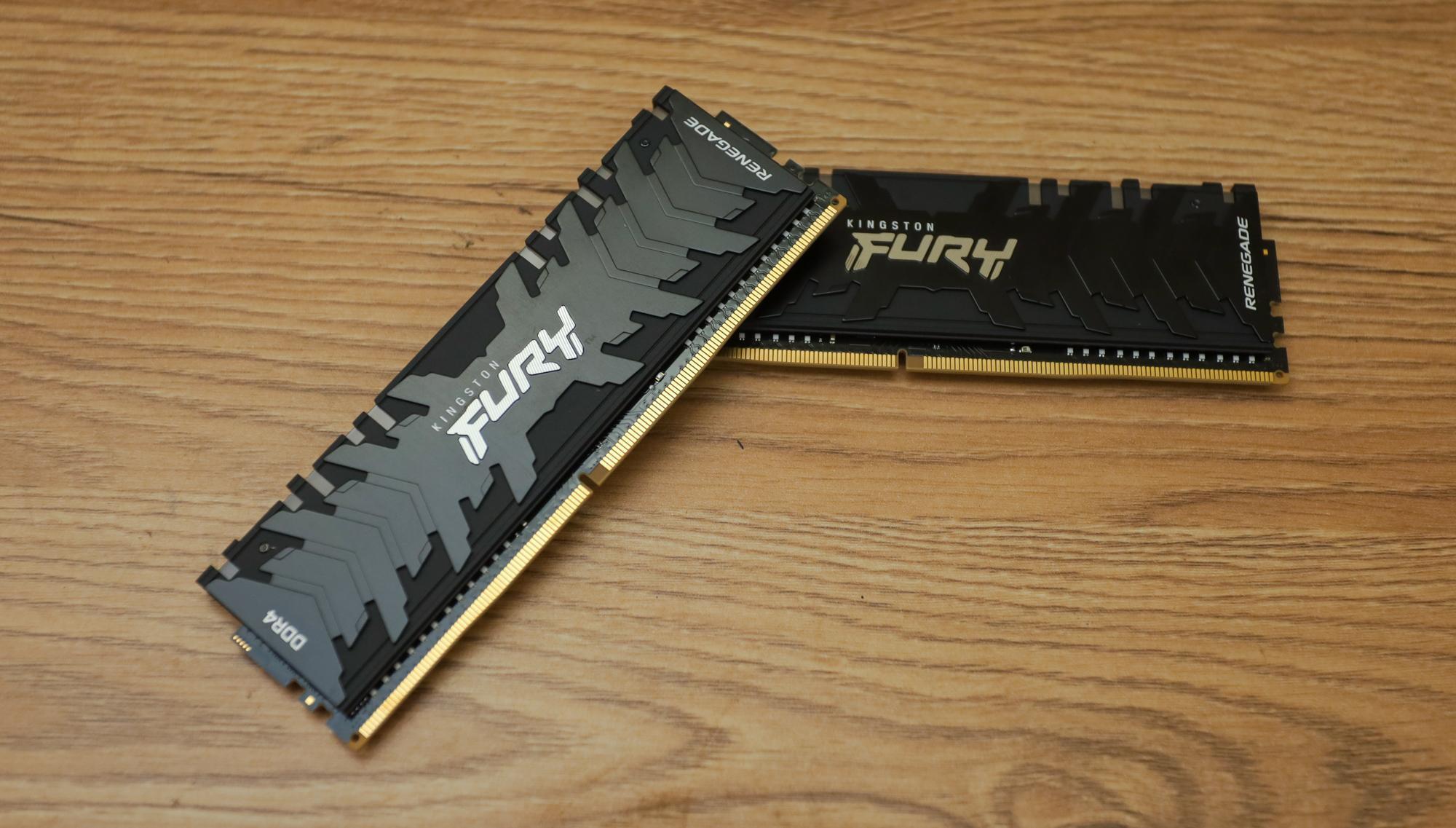 """Trên tay cặp RAM """"quái thú"""" Kingston Fury Renegade RGB 4600, nằm trong top đầu thế giới"""